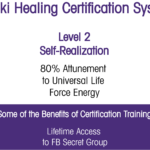 Reiki Healing Certification Benefits